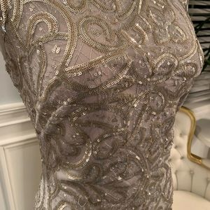 Ralph Lauren evening collection size 6 gown